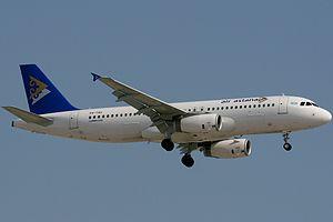 Air Astana - Air Astana Airbus A320-200