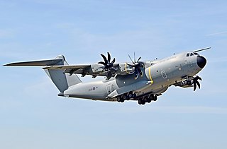Military transport aircraft Aircraft designed to carry military cargo and personnel