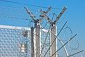 Airport Frankfurt - Fraport - Flughafen Frankfurt - barbed wire and fence - Stacheldraht und Zaun - 08.jpg