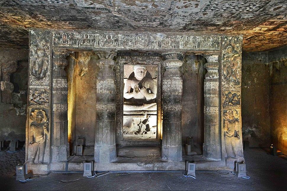 Ajanta Caves 113