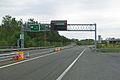 Akita expressway Hachiryu IC.jpg