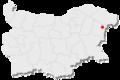 Aksakovo location in Bulgaria.png