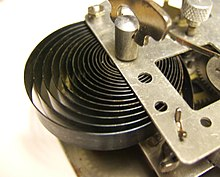 Mainspring Wikipedia
