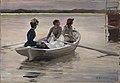 Albert Edelfelt - Girls in a Rowing Boat (Summer in the Archipelago).jpg