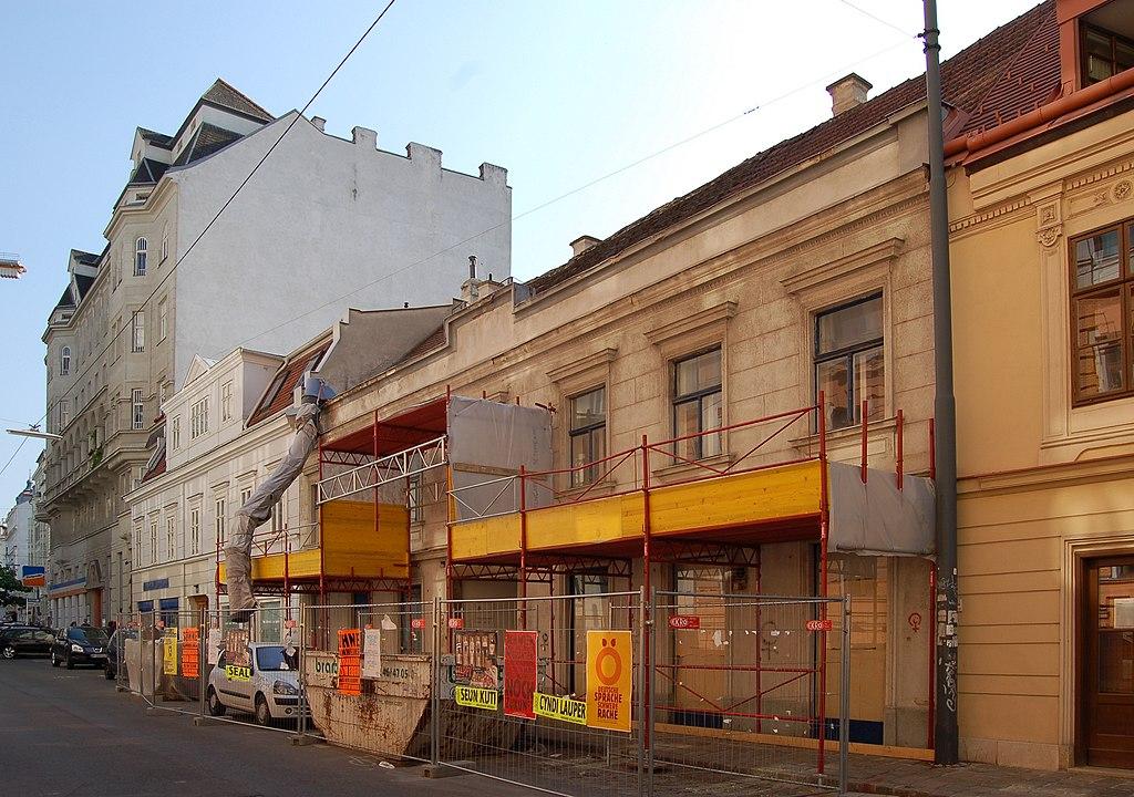 Datei:Albertgasse 43 - Außenfassade I.jpg