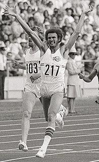 Alberto Juantorena Cuban runner