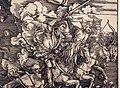 Albrecht dürer, i quattro cavalieri dell'apocalisse, 1497-98, 02.jpg