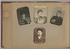 Album of Paris Crime Scenes - Attributed to Alphonse Bertillon. DP263809.jpg