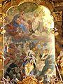 Aldersbach Pfarrkirche - Hochaltar 1 Altarbild.jpg