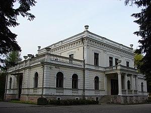 Aleksandrów Kujawski - Image: Aleksandrów.Kujawski .Manor