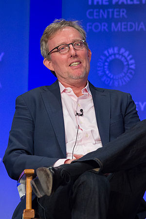 Alex Gansa - Gansa at the 2015 PaleyFest