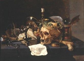 Alexander Coosemans - Vanitas