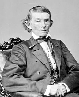 Alexander H. Stephens 19th-century American politician and Vice-President of the Confederate States of America