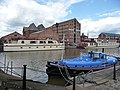 Alexandra Warehouse, Gloucester Docks - geograph.org.uk - 1469276.jpg
