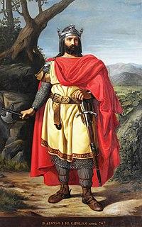 Alfonso I el Católico, rey de Asturias (Museo del Prado).jpg