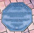 Alfred Hamish Reed memorial plaque in Dunedin.jpg