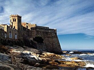 Algajola - Algajola Fort