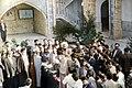Ali Khamenei in Hoveyzeh Martyrs' Cemetery (1).jpg