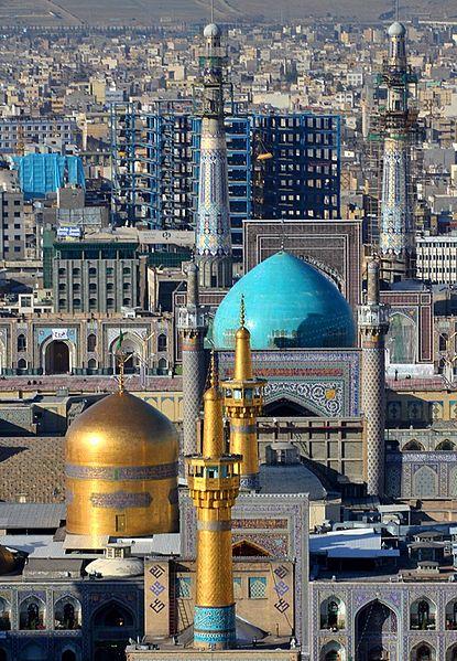Vé máy bay giá rẻ đi Mashhad Iran