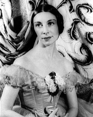 Alicia Markova - Alicia Markova in 1940