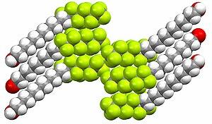 Organofluorine chemistry - Image: Aliphatic Fluorocarbon