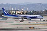 All Nippon Airways, Boeing 777-281(ER), JA716A - LAX (22619373631).jpg