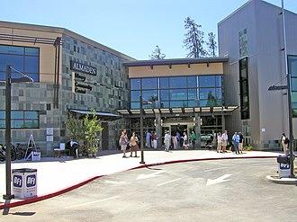 San Jose Public Library - Image: Almaden Branch exterior. (2840875906)