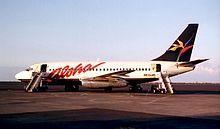 阿罗哈航空