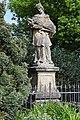 Alsóbogát, Nepomuki Szent János-szobor 2021 02.jpg