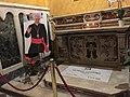 Altamura Cathedral - Tomb of Msgr. Michele Castoro.jpg