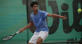 Altuğ Çelikbilek Turkish tennis player