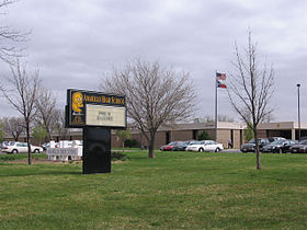Amarillo High School in Amarillo Texas USA.jpg