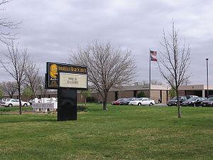 Amarillo High School - Amarillo High School