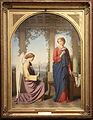 Amaury-duval, annuncio alla vergine, 1860.JPG