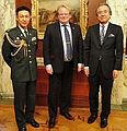Ambassador Morimoto's courtesy visit on Minister Hultqvist.jpg