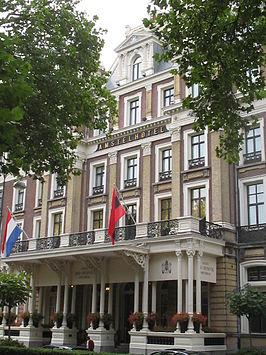 Hotel Restaurant Amsterdam Centre Ville