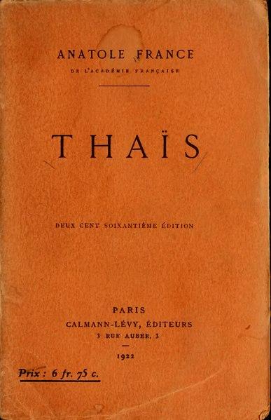File:Anatole France - Thaïs.djvu