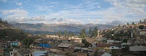 Andahuaylas - Panorama
