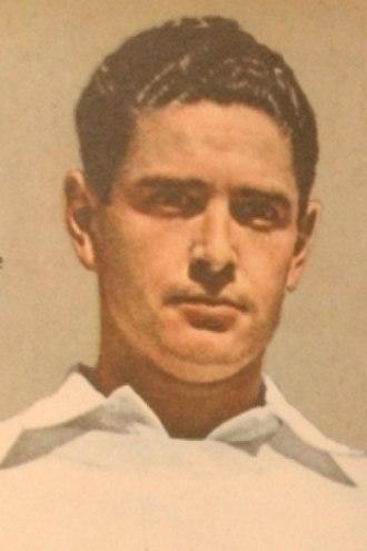Andrés Hammersley - Hammersley in 1942.