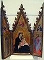 Andrea di bartolo, trittico con madonna dell'umiltà, ss. antonio abate jacopo, 1410 ca., 01.JPG