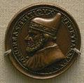 Andrea spinelli, medaglia bronzea del doge andrea gritti.JPG