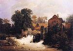 Andreas Achenbach - Westphalian Mill.JPG