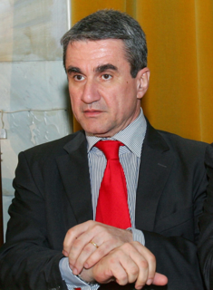 Andreas Loverdos Greek politician