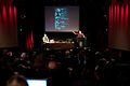 Andrew Lih talked about video for Wikipedia at Wikimania 2014 - 14860480702.jpg