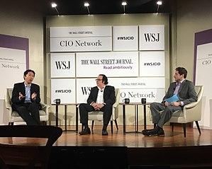 Andrew Ng - Image: Andrew Ng WSJ