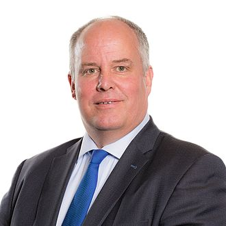 Welsh Conservative Party - Andrew R.T. Davies, leader of the Welsh Conservatives in the Welsh Assembly