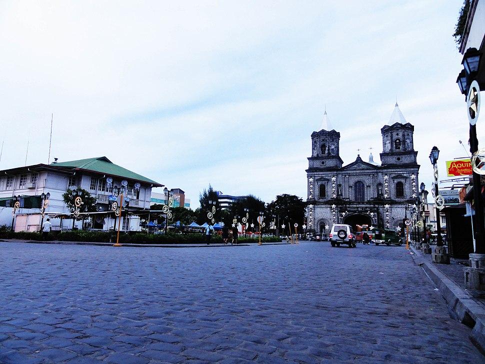 Heritage District in Angeles, Pampanga