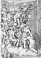 Angels Carrying the Cross with Saints below (upper left section of the Last Judgment) MET MM55715.jpg