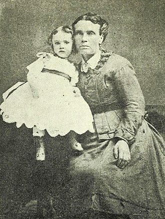 B. H. Roberts - His mother, Ann Everington Roberts