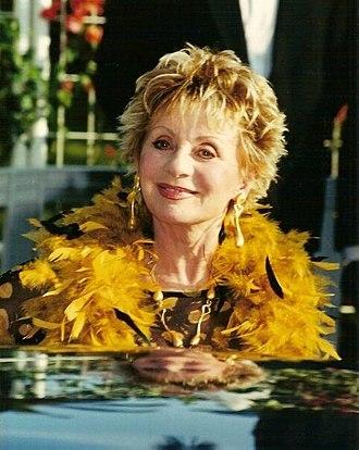 Annie Cordy - Annie Cordy in 2001.